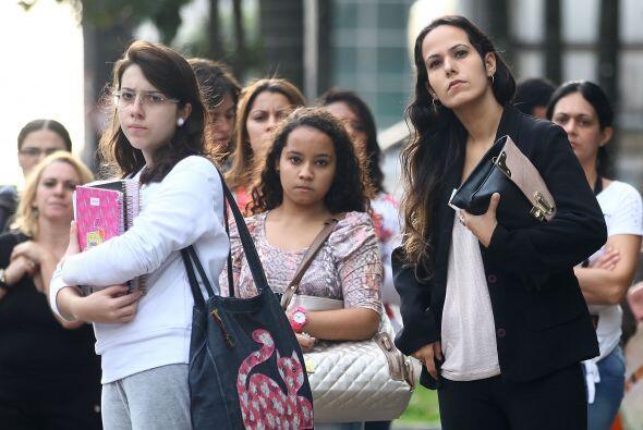 Los brasileños también mostraron optimismo. El 49% dijo que el mercado l...