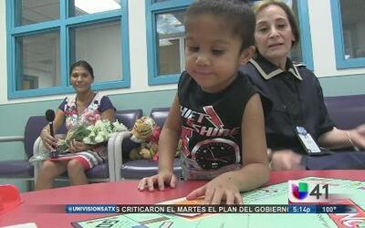Un Rayo de Esperanza: José Gabriel fue dado de alta en el hospital