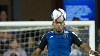 Aníbal Godoy, San Jose Earthquakes