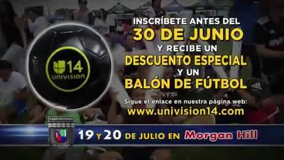 Inscríbete a Copa Univision 2014, ¡y recibe sorpresas!