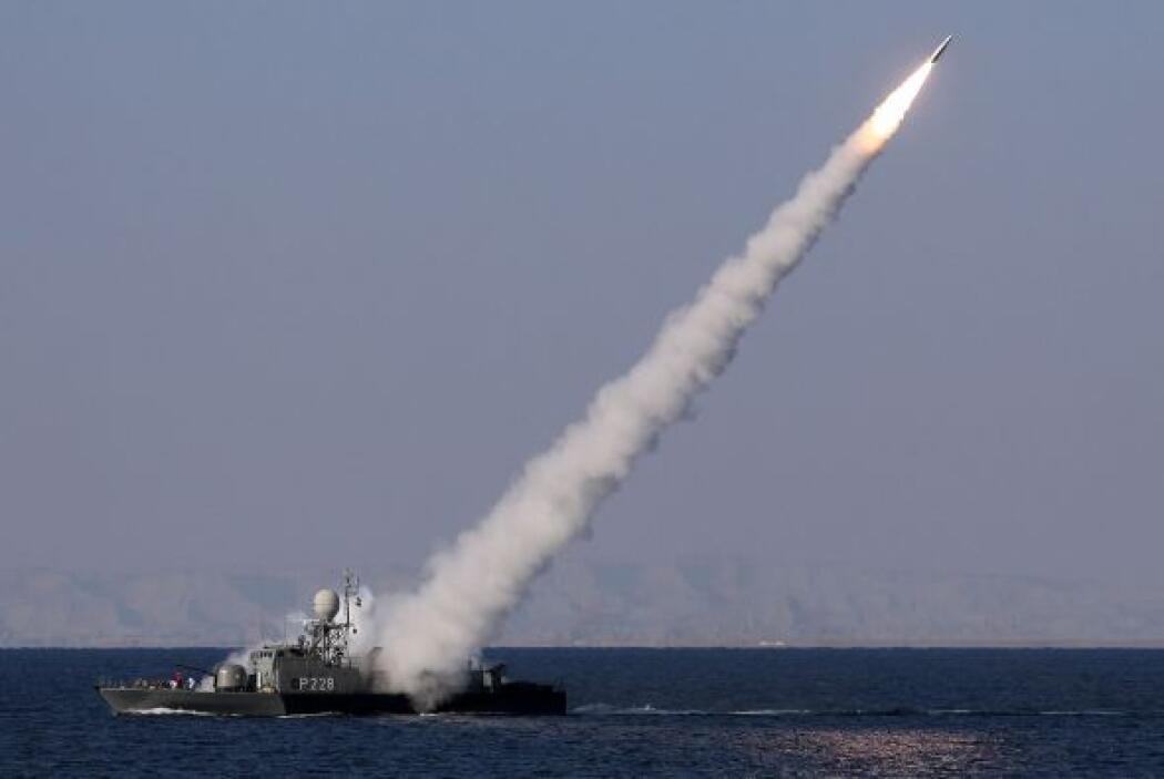 En los últimos días, Irán advirtió a Estados Unidos contra la presencia...