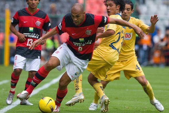 Las Águilas se toparon con el Flamengo en Octavos de Final; el co...