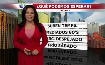 Suben las temperaturas este miércoles