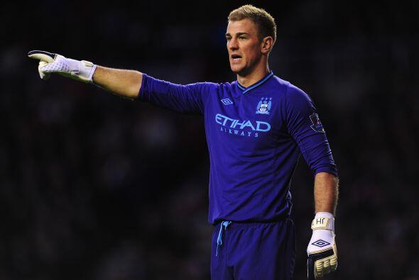 Joe Hart: Los porteros también han destacado y Hart es la muestra de que...