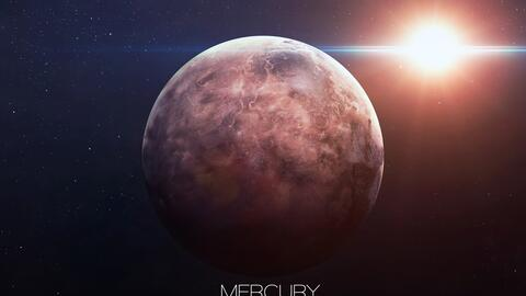 Mercurio entra en capricornio este 2 de Diciembre
