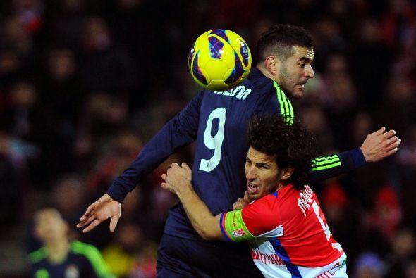No reaccionó el Real Madrid aunque trato de empujar con más ganas que fú...