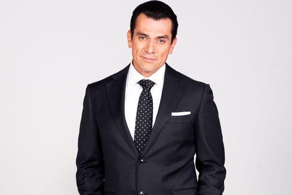 Jorge Salinas dio vida a 'Fernando Lascurain', en la novela de 'Mi Coraz...