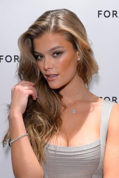 37. Nina Agdal Una modelo con la mirada más coqueta y sugestiva q...