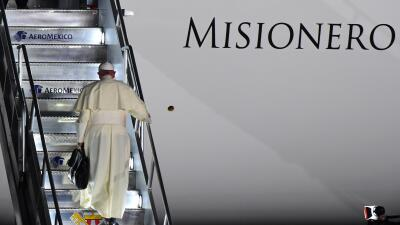 Adiós Papa Francisco