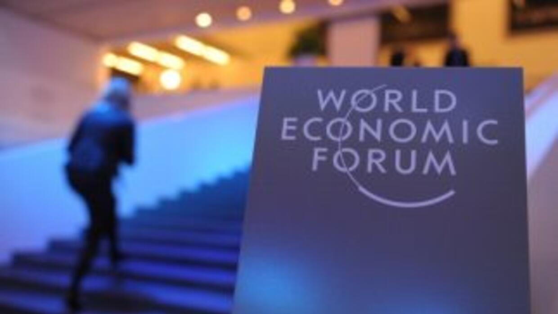 El 44 Foro Económico Mundial comenzará su edición anual.