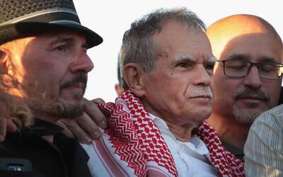 """Oscar López Rivera: """"Yo fui sentenciado por una conspiración seviciosa"""""""