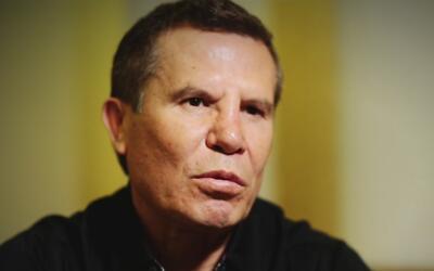 """Julio César Chávez a Chávez Jr: """"No soy tu entrenador ni tu pelele, soy..."""