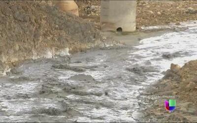 En México buscan rescatar dos ríos contaminados por una minera