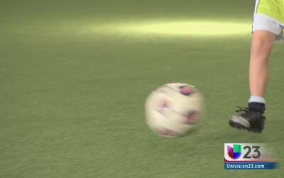 Utilizan el fútbol para combatir el autismo
