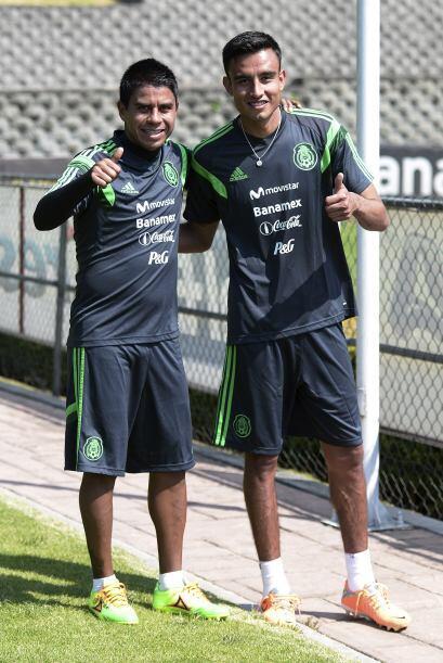 1.- Las prioridades han cambiado en selección mexicana y ahora parece qu...