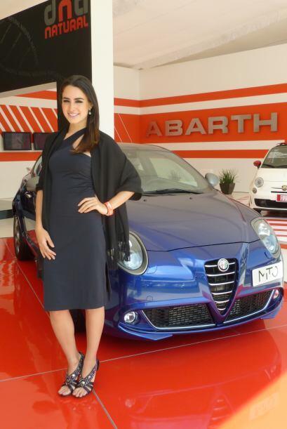 Alfa Romeo mostró el nuevo MiTO, un modelo bastante atractivo, aunque la...