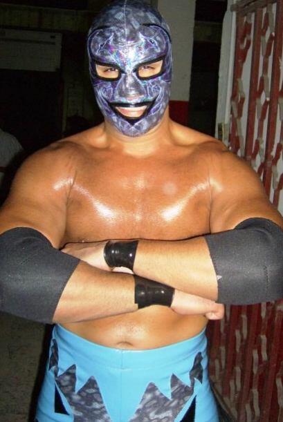 5. Dos Caras Jr., hoy conocido en la WWE como Alberto del Río, na...