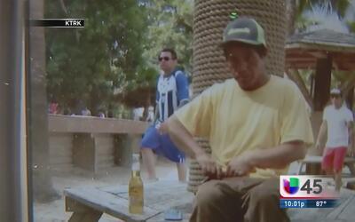 Hombre murió ahogado en la playa de Banana Bend