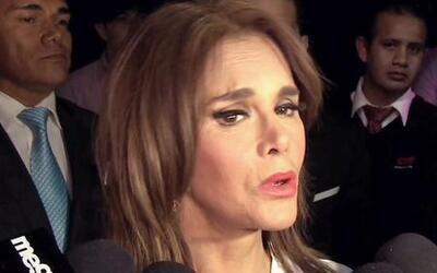 Lucía Méndez tiene planes con Verónica Castro