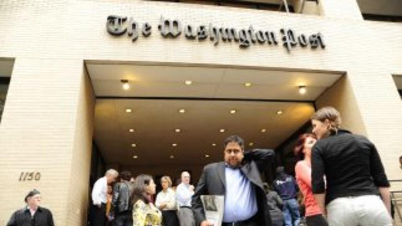 Jeffrey P. Bezos se convertirá en el único propietario del Post cuando s...
