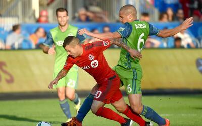 Toronto y Seattle buscan ganar su primera Copa MLS.