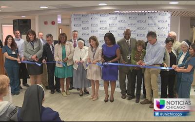 Inauguran una clínica de salud mental al suroeste de Chicago