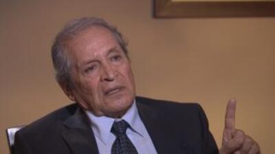 Joaquín Guzman's lawyer, Juan Pablo Badillo.