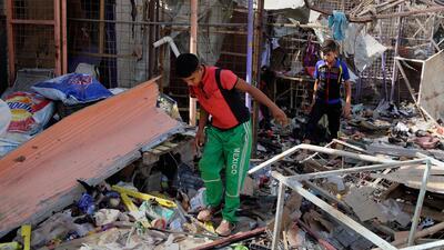 Al menos 97 muertos por explosión en Irak