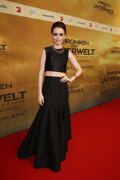 Otra que lució mega 'trendy' e impuso esta moda en las 'red carpets' fue...