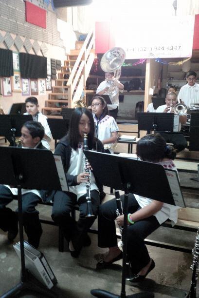 Francisco Ugalde nos presenta a la Filarmónica Maqueos, una agrupación j...