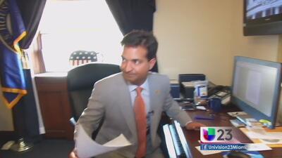 Este es mi trabajo: El congresista Carlos Curbelo