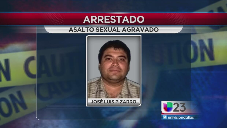 Cargos de asalto sexual contra Pastor de Iglesia
