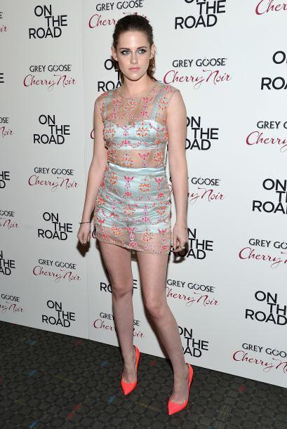 Pese a ser una de las más famosas actualmente, a Kristen Stewart le falt...