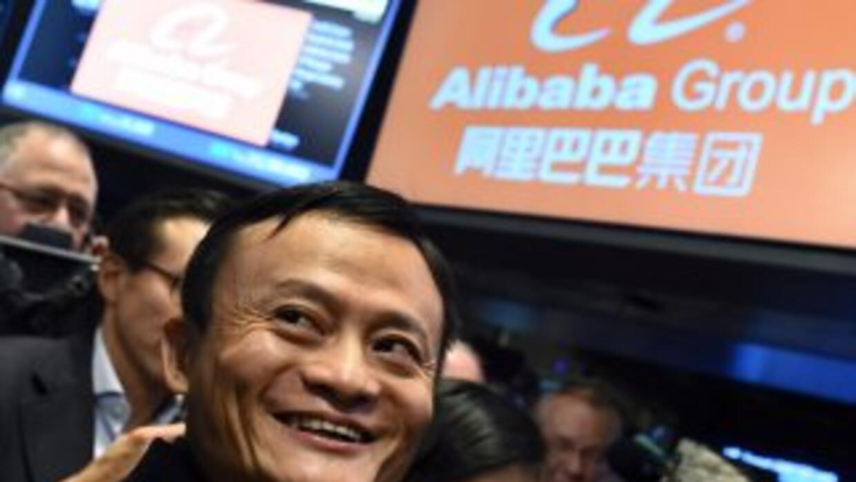 La salida a bolsa de Alibaba se había convertido en la mayor de la histo...