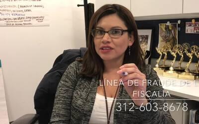 Fiscalía del condado de Cook crea línea de ayuda para víctimas de fraude