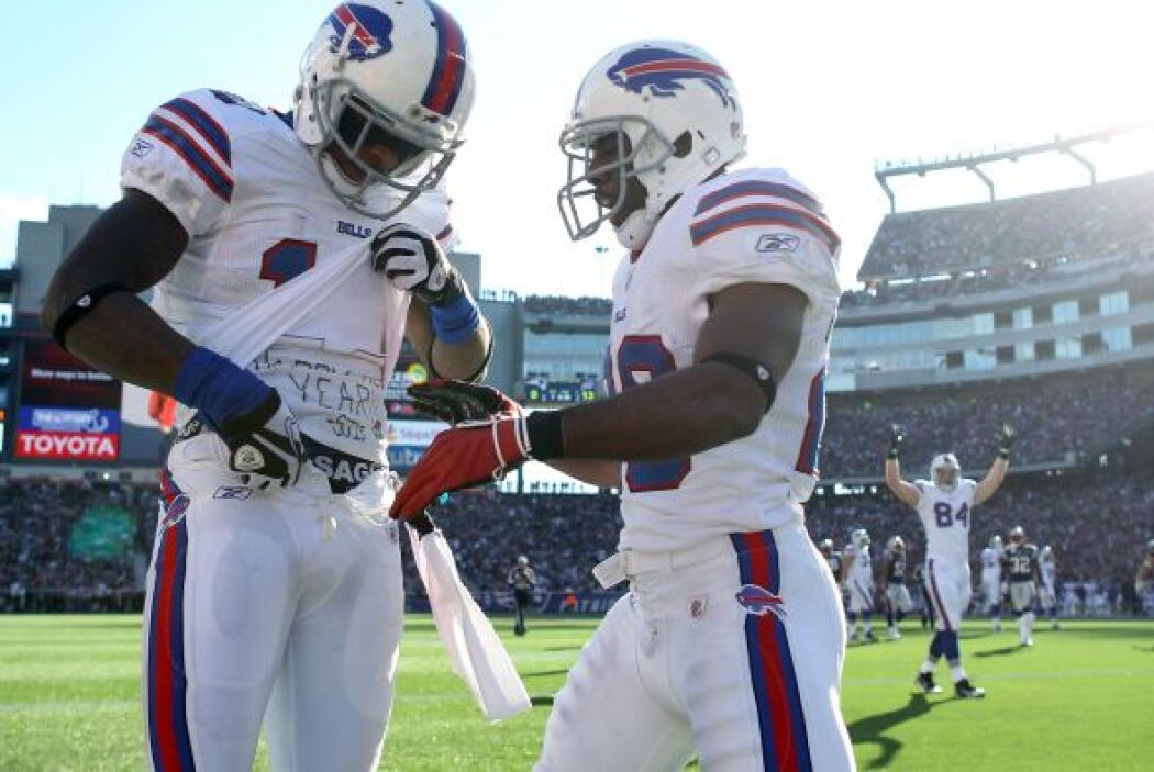 42. BUFFALO BILLS  Valor: $792 millones.  Dueño: Ralph Wilson Jr.