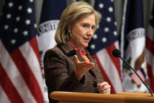 Ya desde sus años en la Casa Blanca como primera dama durante las dos ge...