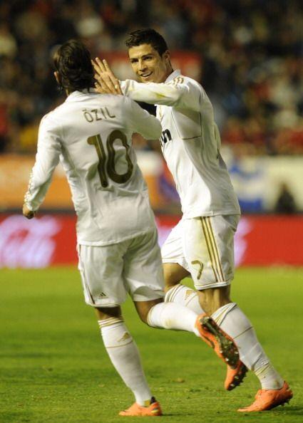 Cristiano Ronaldo volvió a marcar, sumó un nuevo 'doblete'...