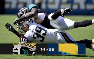 Semana 2 NFL: Las mejores imágenes de cada juego