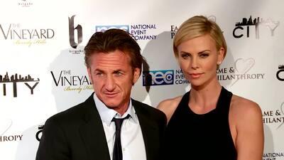 ¿Charlize Theron y Sean Penn se comprometieron?