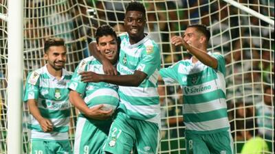 Santos 6-1 Saprissa: Santos se da un festín ante Saprissa y avanza en la...