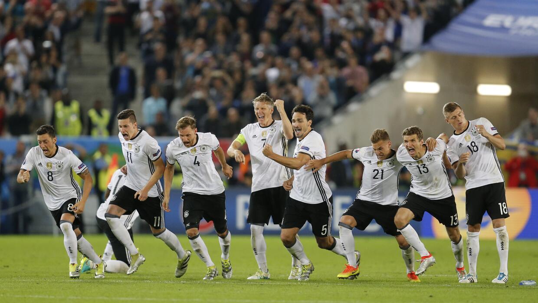 Alemania superó a Italia en penales y se metió a semifinales de la Euro.