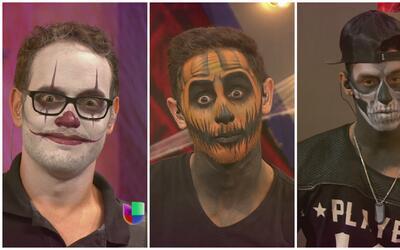 Gadiel Cardona y sus maquillajes extraordinarios