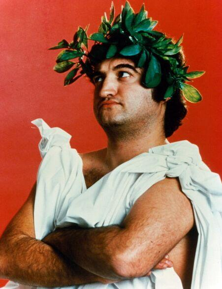 "John Belushi Comediante que salió de ""Saturday Night Live"" y actuó en cl..."