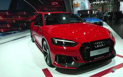 Video: Audi RS5 2018 desde el Auto Show de Nueva York