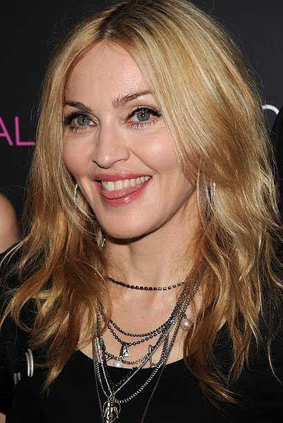 """Otra representante del mundo de la farándula es Madonna. La """"chica mater..."""