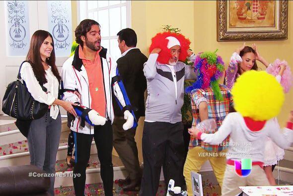 Ya están de regreso don Nicolás y Diego. No saben cu&aacut...