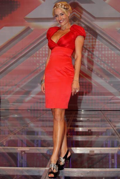 Sarah Connor es una sexy cantante y personalidad de televisión alemana,...