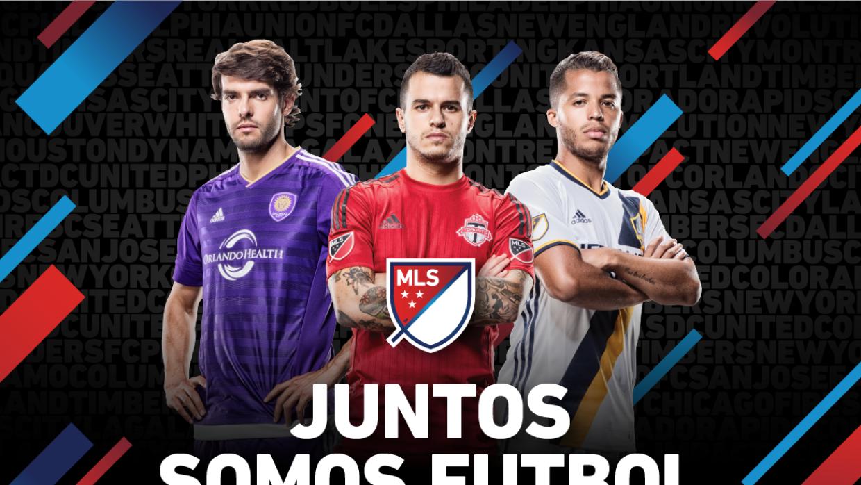 Juntos Somos fútbol MLS