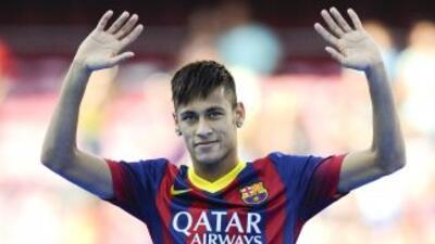 El atacante brasileño mantiene un perfil humilde con su arribo al Barcel...